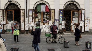 Already drowning in debt, countries like Italy face more economic turmoil.