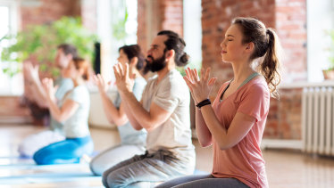Ten minutes of meditating at the start of the day is crucial, says Dr Mark McLaughlin.