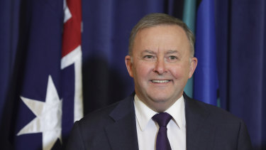 """Opposition Leader Anthony Albanese: """"I want to appeal to people who are successful as well as lift people up."""""""