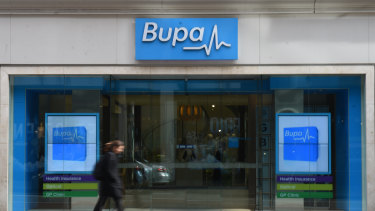 Bupa Dental has asked for a 100 per cent rent abatement during the coronavirus crisis.