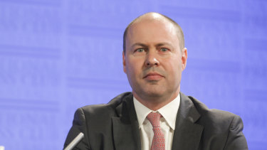 Josh Frydenberg has a mammoth task delivering October's budget. How he manages the desires of big business will be a huge test.
