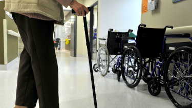 There are nearly 128,000 people on the waiting list for home care funding and the queue is growing by about 1000 people a week. So, what is proposed in the budget is not even a drop in the bucket.