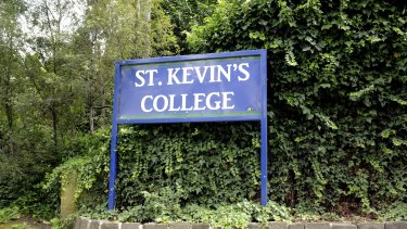 Former St Kevin's College coach Peter Kehoe was convicted of grooming a student at the Catholic boys' school.