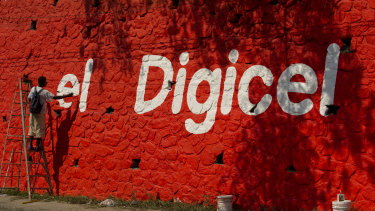 China Mobile is firming as the most likely Chinese company to make a play for Digicel.
