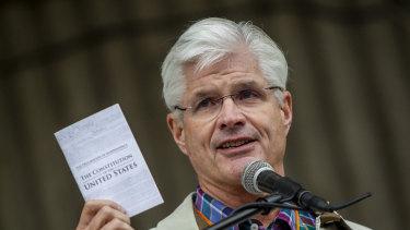Michigan Senate Majority Leader Mike Shirkey.