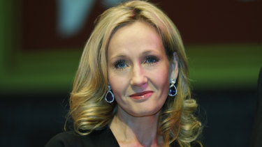 J.K. Rowling is one of the many cisgender celebrities weighing in on trans issues.