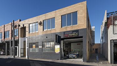 A local owner-occupier paid $4,175,000 for 131-135 Dover Street.