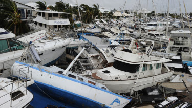 Cyclone Yasi caused more than $3.5 billion in damage to key industries across Queensland in 2011.