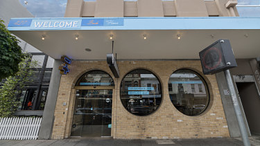 The former home of Jimmy Grants has leased.