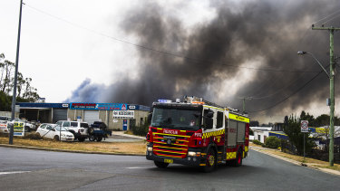 The Royal Commission into National Natural Disaster Arrangements was announced in February after 10 million hectares was torched across four states.