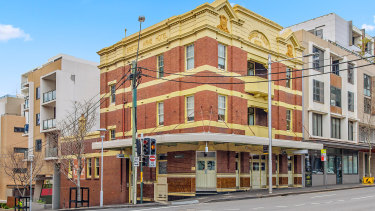 The Whitehouse Group has sold 424 Harris Street, Ultimo, Sydney.
