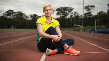 Canberra sprinter Melissa Breen will start her Commonwealth Games campaign on Sunday.