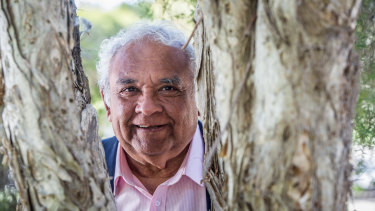 "Tom Calma said it was a ""daunting"" process but would ultimately be rewarding."