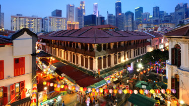 Singapore is slowly emerging from six weeks of restrictions.