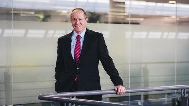 Digital Transformation Agency chief Gavin Slater