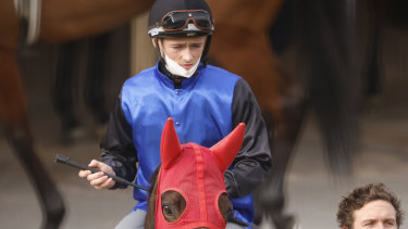 Tom Sherry  has been banned from race riding for four months after breaching NSW Health orders
