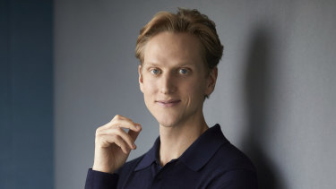 The Australian Ballet artistic director David Hallberg.