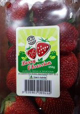 Berry Obsession was, one of the strawberry brands recalled over sewing needle contamination fears.