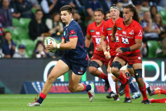 Jack Maddocks will turn out for the Waratahs in the upcoming Super Rugby season.