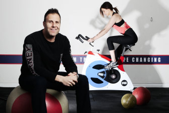 Co-founder Rob Deutsch stepped down as chief executive of F45 last year.