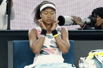 The struggles of Naomi Osaka in recent times have shone a light on the sometimes lonely existence of professional tennis.