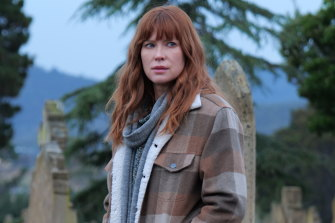 Emma Booth stars as a police detective in Victoria Madden's The Gloaming.