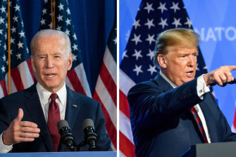 There is a high chance that the election result between Joe Biden and Donald Trump won't be known on November 3.