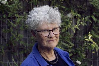Novelist Kate Grenville.