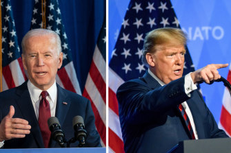 There is a good chance that the result of the election between Joe Biden and Donald Trump won't be known on November 3.
