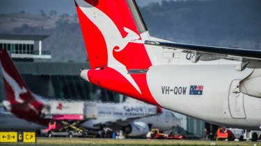 Qantas handed over the information following an AFP request earlier this year.