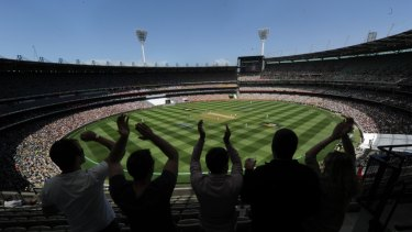 The MCG - Football crowd behaviour is increasingly in the spotlight.