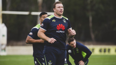 Shannon Boyd is determined to make an impact before leaving the Raiders.