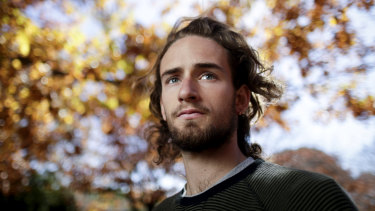 University student Adam Muller will be one of millions of Australians pre-polling this election.