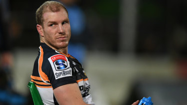 David Pocock is touch-and-go to play in a crunch clash against the Crusaders this week.