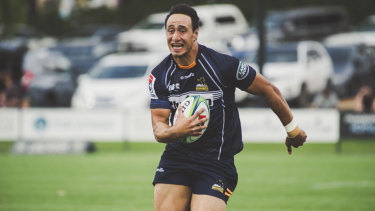 Brumbies winger Lausii Taliauli has been cleared of a serious knee injury.