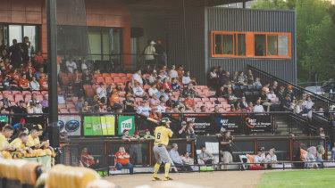 The revamped Narrabundah Ballpark was opened.