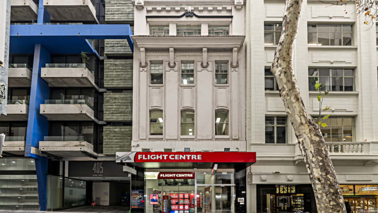 362 Little Collins Street sold for just over $14 million.