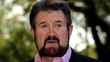 "Derryn Hinch says the allegations in the BuzzFeed defence are ""bizarre""."