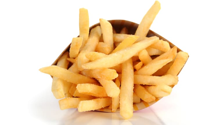 Think you don't want the french fries? Activity in your brain proves that you do.