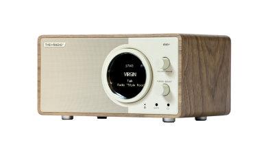 The Plus Audio DAB+/FM radio makes digital even easier.