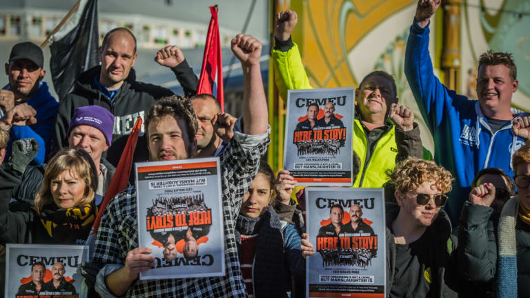 Cfmeu To Pay Some Accc Costs In Boral Case