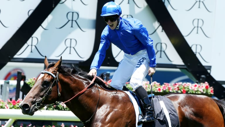 Big mistake: McDonald aboard Astern on the day he had a bet placed for him.