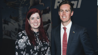 New MLAs, including Tara Cheyne and Chris Steel, have now been in their jobs for 18 months.