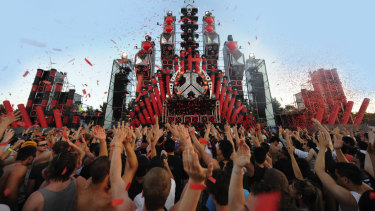 Defqon.1, where two revellers fatally overdosed after taking MDMA in September.
