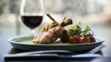 Lamb cutlets from Molto.