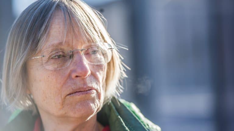 ACT Greens MLA Caroline Le Couteur.