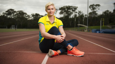 Canberra sprinter Melissa Breen is the fastest woman in Australian history.