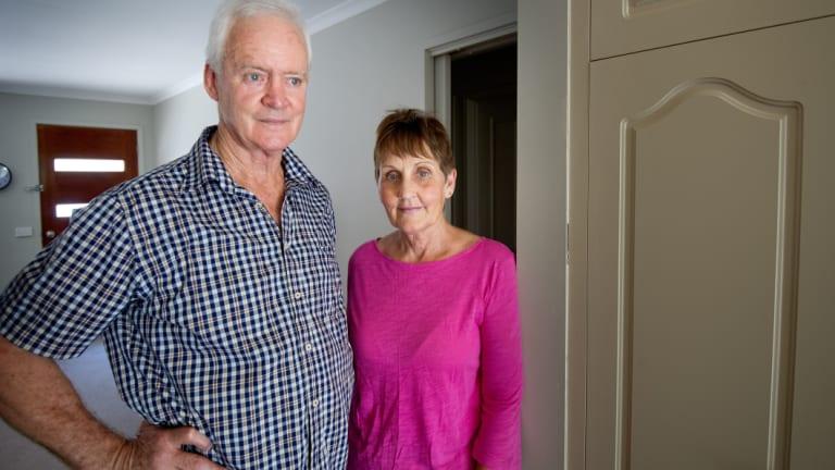 Jim and Deb Barker
