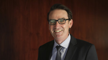Treasury secretary Dr Steven Kennedy, a trained nurse and then a cadet with the Australian Bureau of Statistics, has a background that is vastly different to previous holders of the post.