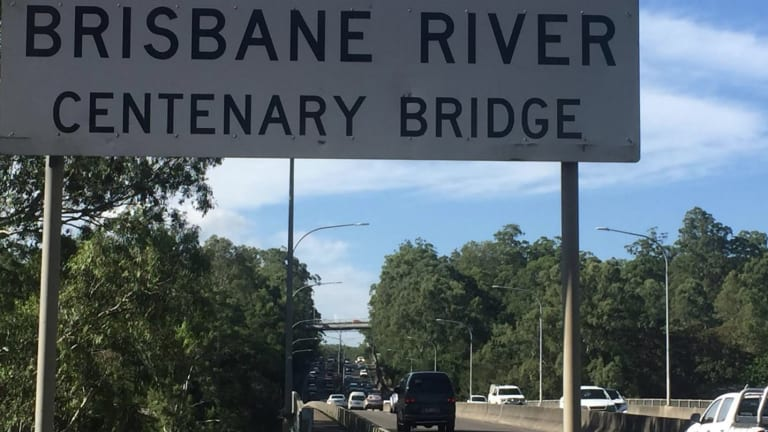 Centenary Bridge at Jindalee needs to be widened, the RACQ says.